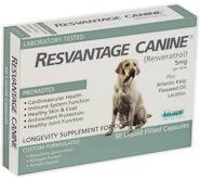 Visit www.ResvantageCanine.com